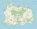 Karte Insel Ischia aus Open Street map.png