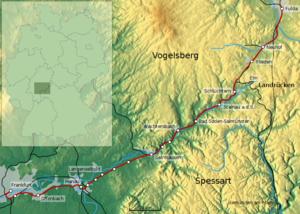 Kinzig Valley Railway (Hesse) - Kinzig Valley Railway