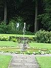 foto van De Wiersse: fonteintje in een rond bassin