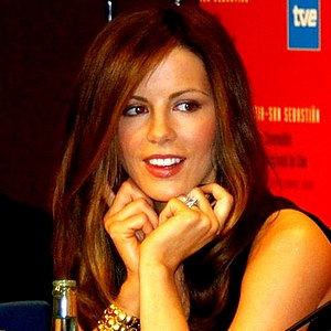 English actress Kate Beckinsale.