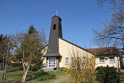 Kath. Dreifaltigkeitskirche in Lohra