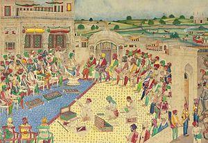 Akali Phula Singh - Akaki Phula Singh remained a prominent member of the court of Maharajah Ranjit Singh