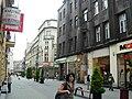 Katowice - centrum jedna z ulic.JPG