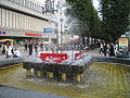 Kaunas-Liberty Avenue Fountain.jpg