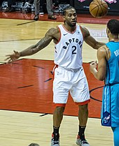 37b604fdd Kawhi Leonard arrived in Toronto following a trade involving franchise  player DeMar DeRozan.