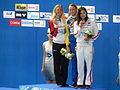 Kazan 2015 - Victory Ceremony 100m butterfly W.JPG