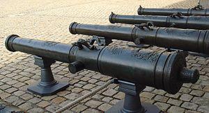 Jean-Jacques Keller - Keller cannons, Les Invalides.