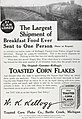 Kellogg's Corn Flakes (1909) (ADVERT 420).jpeg