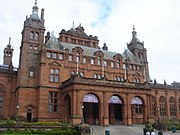 Kelvingrove Art Gallery and Museum Entrance 17 August 2011.jpg