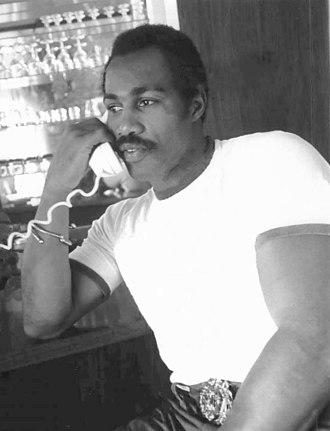 Ken Norton - Norton in 1976
