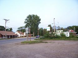 Downtown Keshena