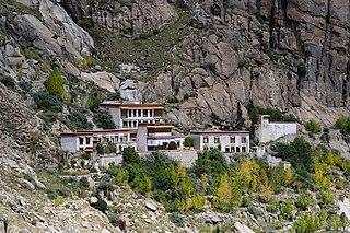 Keutsang Hermitage Hermitage in Tibet