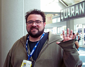 Kevin Smith - Smith at the 2008 Comic-Con convention