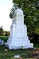 Kezia Inman Grave, (1902),York Cemetery, York Township, Michigan - panoramio.jpg