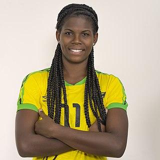 Khadija Shaw Jamaican association football player