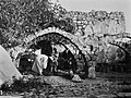 Khalil Raad, The Mosque, Beit-Shemesh excavations by Dr Grant, 1928-1933.jpg