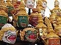 Khon Mask Group.JPG