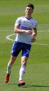 Kieffer Moore Welsh association football player