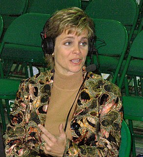 Kim Mulkey Basketball player and coach