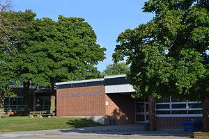 York Region District School Board - Image: King City Secondary School
