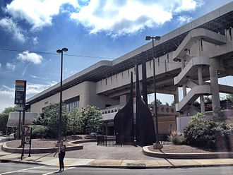 Sweet Auburn - King Memorial MARTA station