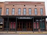 King Opera House, Van Buren, Arkansas