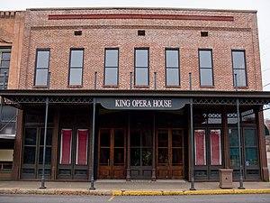 Van Buren, Arkansas - King Opera House, 2007