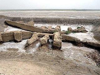 Girsu ancient sumerian city