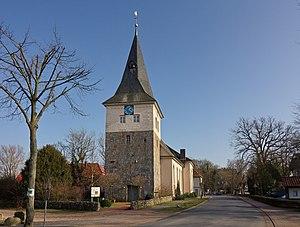 Ahlden - Church of Ahlden