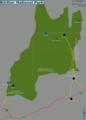 Kirthar National Park map.png