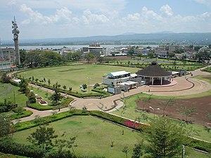كيزيمو: Kisumu City