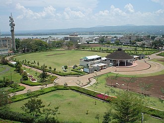 Cricket in Kenya - Image: Kisumu City