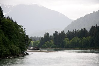 Kitlope River - The Kitlope River