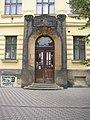 Kladno KL CZ grammar school entrance 173.jpg