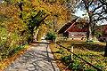 Klagenfurt Sankt Peter am Bichl altes Bauernhaus Allee 15102008 41.jpg