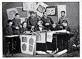 Klas van professor Gugel aan Polytechnische School, 1881.jpg
