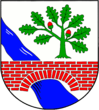 Coat of arms of Klein Gladebrügge