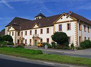 Klostergebaeude und Kirche St. Ludgeri
