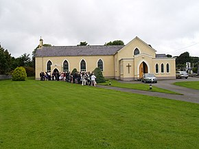 Knocknagree Church - geograph.org.uk - 786394.jpg