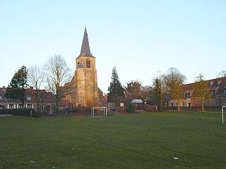 Kobbegem section of Asse, Belgium