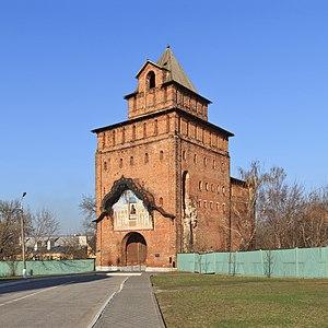 Kolomna Kremlin - Pyatnitskie Gates