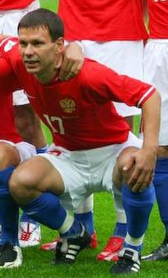 FC Amkar Perm - Konstantin Zyryanov – best known player from Perm