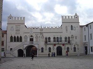 Praetorian Palace - Praetorian Palace, Tito Square