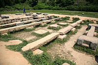 Korea-Gyeongju-Gameunsa temple site remains-02.jpg