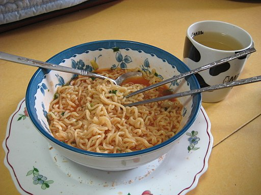 Korean food-Tasty ramyeon-03