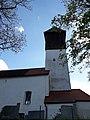 Kostel sv. Vavřince, Bedřichovice, Jankov 02.jpg