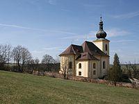 Kostel svatého Jakuba Většího - Nečtiny, Plzeňský kraj, Česká republika.jpg