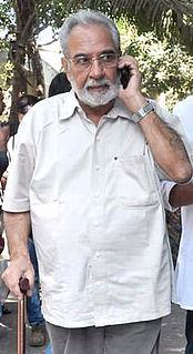 Kulbhushan Kharbanda Indian actor