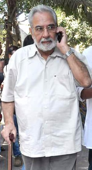 Kulbhushan Kharbanda - Kharbanda in Feb 2012