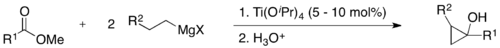 Kulinkovich reaction